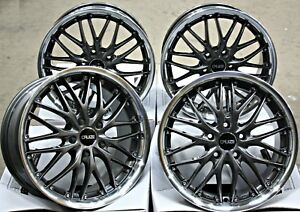Alloy Wheels 18 Cruize 190 Gmp Fit For Saab 9 3 9 5 93 95 9 3x 900