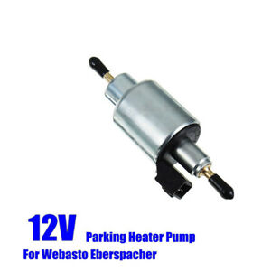 1pc 12v Car Vehicle Oil Fuel Pump For 2kw To 5kw Webasto Eberspacher Heaters Kit