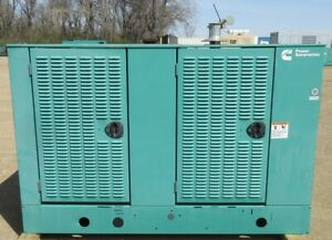 35 Kw Onan Ford Natural Gas Or Propane Generator Genset Single Or 3 Phase