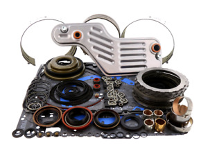 2002 up Ford 5r55w 5r55s Transmission Deluxe Rebuild Kit With Car Filter