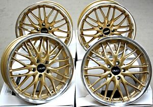 Alloy Wheels 18 Cruize 190 Gdp Fit For Jaguar X Type S Type Xf Xe Xj F E Pace F