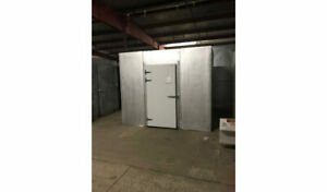 Used 10 X 12 X 8 Walk In Freezer Excellent Condition