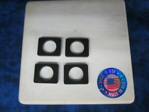 C5 Corvette 1997 2004 Power Seat Track Repair Kit Set Of 4