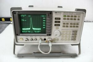 Hp Agilent 8561b Spectrum Analyzer 30 Hz 6 5 Ghz Calibrated 30 Day Warranty 003