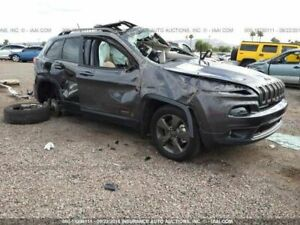 Automatic Transmission 4wd 2 Speed Transfer Case Fits 15 Cherokee 706059