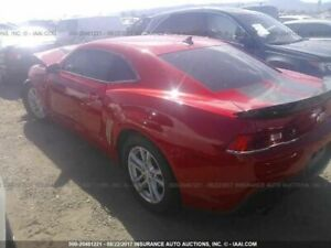 Automatic Transmission 6 Speed Ls Opt Myb Fits 15 Camaro 833659