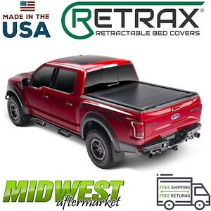 Retrax One Xr Retractable Tonneau Cover Fits 2019 Ford Ranger 5 Bed