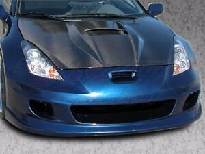2000 2005 Toyota Celica Trd Style Carbon Fiber Functional Vented Cooling Hood