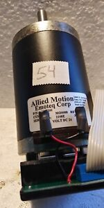 Allied Motion motor P n9925200 Mo0088 Volt Dc 24