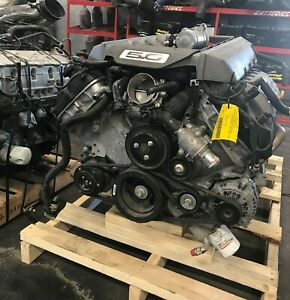 2015 2017 Ford Mustang Engine Complete Changeover 5 0l 21k Miles