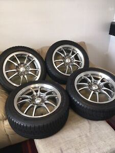 Mugen Mf 10 4x100 Wheels And Tires