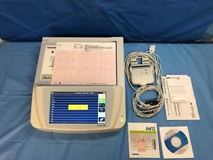 Burdick mortara Eli 280 Ecg ekg Interpretive 12 lead Wireless New