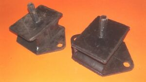 Peugeot 404 403 203 Engine Motor Support Mounts X2 Gasoline