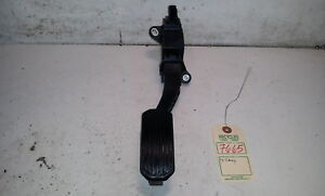 2014 Toyota Camry Accelerator Gas Pedal Oem 78110 06040 7665