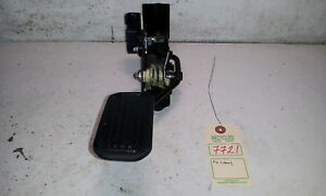 2006 Toyota Camry Accelerator Gas Pedal Oem 78010 33010 7721