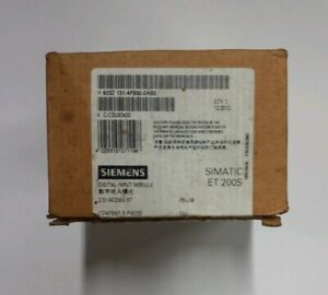 Siemens 6es7 131 4fb00 0ab0 Lot Of 5 Plc Digital Input Modules