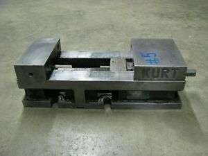 Kurt 6 Angle Lock Versitile Vise For Milling And Machining