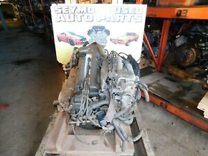 1995 1996 Mazda Protege Auto Trans 1 8l Dohc Engine Vin 2 Or 4 Tested 110k Miles
