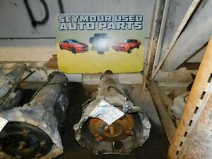 2008 Chevrolet Colorado Canyon 2 9l 4 Speed 4l60e Auto Transmission Tested 89k
