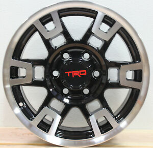 17 Inch Toyota Trd Style Rims Fit 4runner Fj Cruiser Tacoma Pro Wheels
