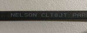 Nelson Clt8jt Self Regulating Heat Trace Cable 15 Feet Long 120v