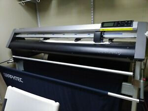 Graphtec Ce6000 120 Plus Vinyl Cutter Plotter With Stand