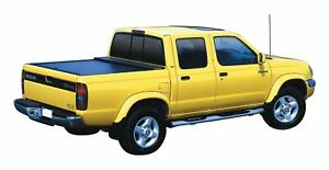 Roll N Lock M Series Retractable Tonneau Cover For 05 19 Frontier King 6 Bed