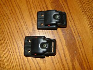 Pair 2 Chevrolet Geo Tracker Suzuki Sidekick Soft Top Latches