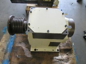 Mitsubishi Mtc8b Cnc Lathe Turning Center Spindle Cartridge Assembly 3 5
