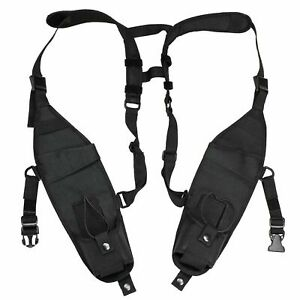 Abcgoodefg Universal Hands Free Radio Chest Pocket Harness Holster Holder New