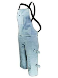 Magid Weld Pro 24 X 36 Flame Resistant Leather Split Apron Each