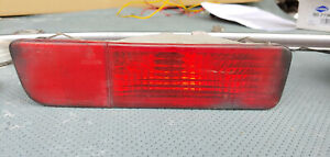 2001 2002 Mitsubishi Montero Limited Xls Left Rear Bumper Mounted Tail Light