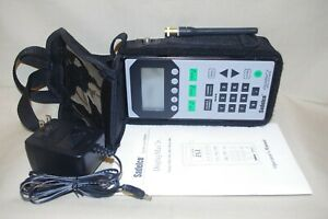 Sadelco Displaymax Jr 3000 Exc Tested Case Charger Manual 30 Day Return