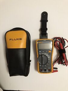 Fluke 117 Electrician s Digital Multimeter With Non contact Voltage