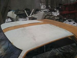 71 72 Amc Amx Javelin Roof