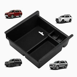Center Console Organizer For Toyota 4 Runner 2010 2019 Secondary Storage Box