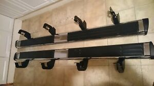 14 15 Chevy Silverado Gmc Sierra Steps Running Boards Oem