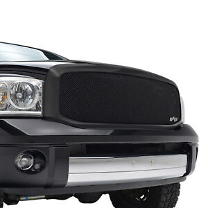 Fits 2006 2009 Dodge Ram 1500 2500 Mesh Grille Stainless Steel Replacement