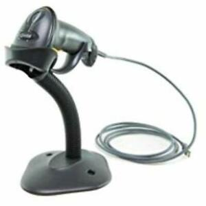 Ls2208 Barcode Scanner With Cable And Stand Electronics