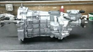 Dodge Challenger Tr6060 Transmission Tuet13470 Lightened