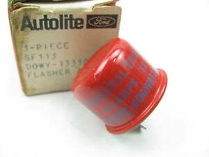 Autolite Sf 113 Sequential Turn Signal Flasher 1969 1970 Cougar