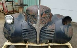 1939 1947 Dodge Truck Front Clip Fenders Hood Grill Shipping Included