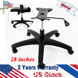 Office Chair Base 28 Swivel Chair Base Bottom Plate Replacement Rolling Casters