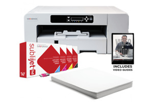 Sawgrass Virtuoso Sg800 Sublimation Printer Ink Included