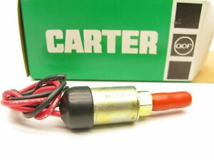 Carter 213 283 Carburetor Idle Stop Fuel Shutoff Solenoid