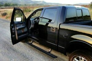 Amp Research Powerstep Electric Running Boards For 04 08 Ford F150