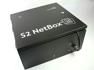 S2 Security S2 Netbox Access Control Event Monitoring System