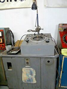 Lanagan Hoke Model 500 Distributor Tester Made Especially For Ford Dealers