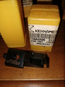 Kennametal Wc75664r06 Cartridge Insert Tool Holder