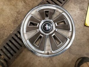 Ford Mustang 65 66 Wheel Cover Hub Cap C6za 1130 A